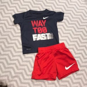 Boys Nike Outfit